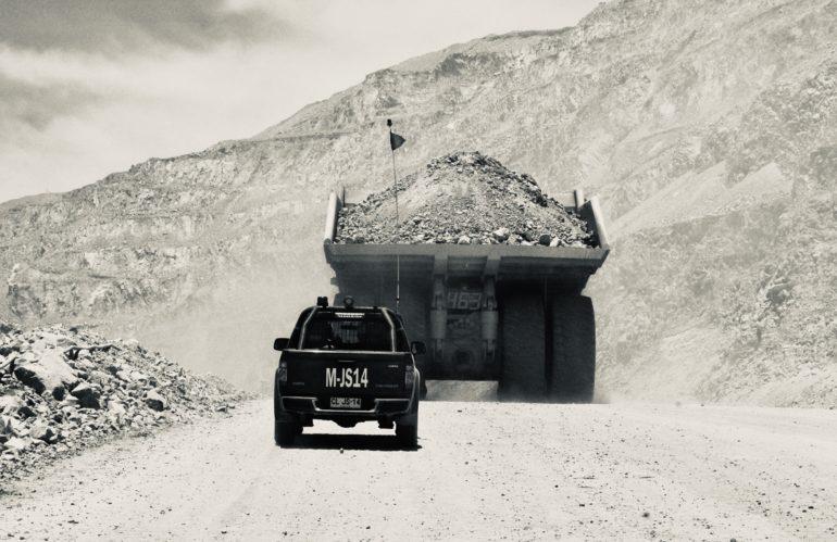Deckert Consult GmbH Erfahrung Bereichsleitung Baumanagement Chuquicamate Mine Chile Südamerika