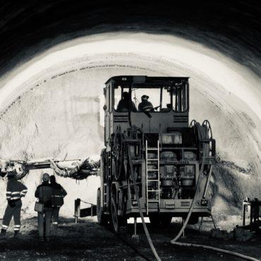 Deckert Consult GmbH Erfahrung Projektleitung Tunnel Vomp-Terfens, Österreich