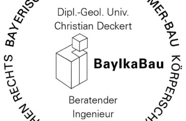 Christian Deckert: Beratender Ingenieur, BayIkaBau