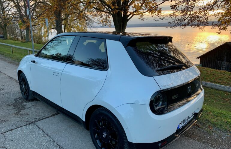 Company car: electric